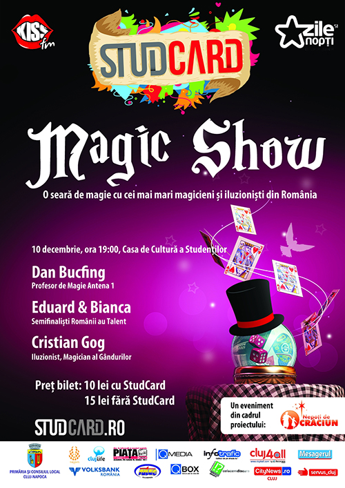 magic night a4