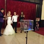 iluzionism la nunta valcea